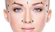 Masaža biološki aktivnih tačaka na licu